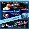 3DVDLast James / Live At Royal Albert / Gentleman / World Of / 3DVD