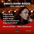 CDBogza Anda-Louise / Songs / Lieder / Písně