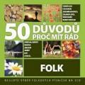 3CDVarious / 50 důvodů proč mít rád folk / 3CD