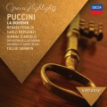 CDPuccini / La Boheme / Highlights