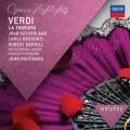CDVerdi / Rigoletto / La Traviata / Highlights