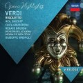 CDVerdi / Rigoletto / Highlights