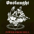 CDOnslaught / Power From Hell / Reedice