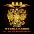 DVD/2CDU.D.O. / Steelhammer / Live In Moscow / DVD+2CD / Digipack