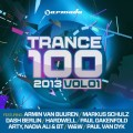 4CDVarious / Trance 100 / 2013 / 4CD