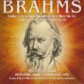 CDBrahms / Double Concerto For Violin And Cello / Piano Concerto