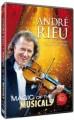 DVDRieu André / Magic Of The Musicals