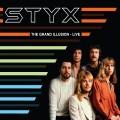 CDStyx / Grand Illusion / Live