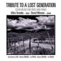 CDVeverka/Wiesner / Tribute To A Lost Generation / Oboe And Piano