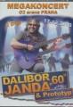 "2DVDJanda Dalibor / ""60"" / Megakoncert O2 Arena Praha / 2DVD"