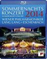 Blu-RayVarious / Sommernachts Konzert 2014 / Lang Lang / Wiener / Blu-R