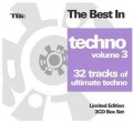 3CDVarious / Best In Techno Vol.3 / 3CD