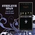 2CDSteeleye Span / Live At Last / Sails Of Silver / 2CD