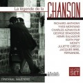 10CDVarious / La legende de la Chanson / 10CD Box