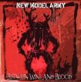2LPNew Model Army / Between Wine And Blood / Vinyl / 2LP