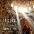 7CDCherubini / Great Masses / Muti / 7CD / Box