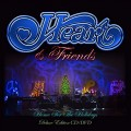CD/DVDHeart / Heart & Friends / Home For The Holidays / CD+DVD