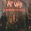 LPAt War / Ordered To Kill / Vinyl / Splatter