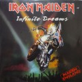 "LPIron Maiden / Infinite Dream Live / 7"" Single"