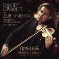 CDGarrett David / Timeless / Brahms & Bruch Violin Concertos