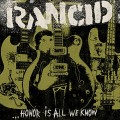 CDRancid / Honor is All We Know / Digipack