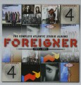 7CDForeigner / Complete Atlantic Studio Albums 1971-1991 / 7CD