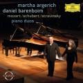 CDArgerich/Barenboim / Mozart / Schubert / Stravinski / Piano Duos