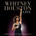 CDHouston Whitney / Live:Her Greatest Performances