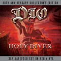 3LPDio / Holy Diver Live / Vinyl / 3LP / Collector's Edition / Red