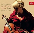 CDHosprová Jitka / Hindemith / Music For Viola