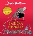 CDWalliams David / Babička drsňačka / Digipack