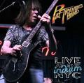 CDTravers Pat Band / Live At Irydium NYC