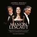 2CDPuccini Giacomo / Manon Lescaut / Bocelli / Domingo / Martinez / 2CD
