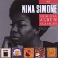 5CDSimone Nina / Original Album Classics / 5CD