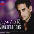 CDFlorez Juan Diego / L'Amour
