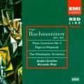 CDRachmaninov Sergej / Piano Concerto No.2