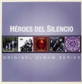 5CDHeroes Del Silencio / Original Album Series / 5CD