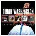 5CDWashington Dinah / Original Album Series / 5CD