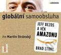 2CDStone Brad / Globální samoobsluha / Jeff Bezos a věk Amazonu / 2CD