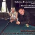 CDMozart / Sonatas For Piano And Violin II