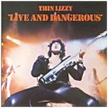 CDThin Lizzy / Live And Dangerous