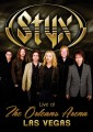 DVDStyx / Live At The Orleans Arena Las Vegas