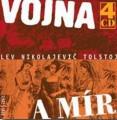 CDTolstoj Lev Nikolajevič / Vojna a mír / MP3