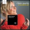 CDMartin Claire / Modern Art
