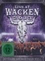3DVDVarious / Live At Wacken 2013 / 3DVD