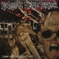 LPExtreme Noise Terror / Law Of Retaliation / Vinyl
