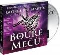 5CDMartin George R.R. / Hra o trůny 3. / Bouře mečů / 5CD / MP3