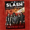 2CDSlash / Live At The Roxy / 25.09.2014 / 2CD