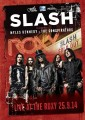 DVDSlash / Live At The Roxy / 25.09.2014