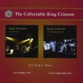 2CDKing Crimson / Collectable K.C. Vol.1 / Live In Mainz'74 / 2CD